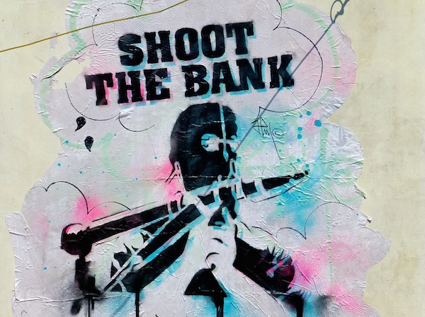 shoot the bank hutongs pékin beijing