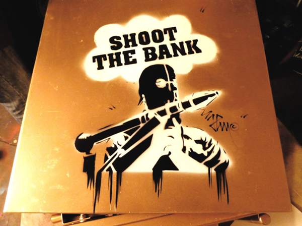 Shoot The Bank