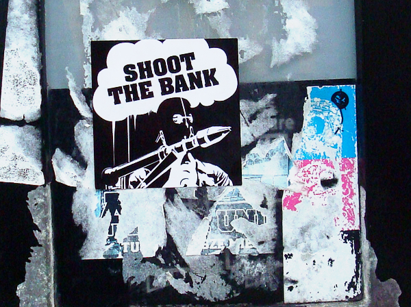SHOOT THE BANK EDIMBOURG