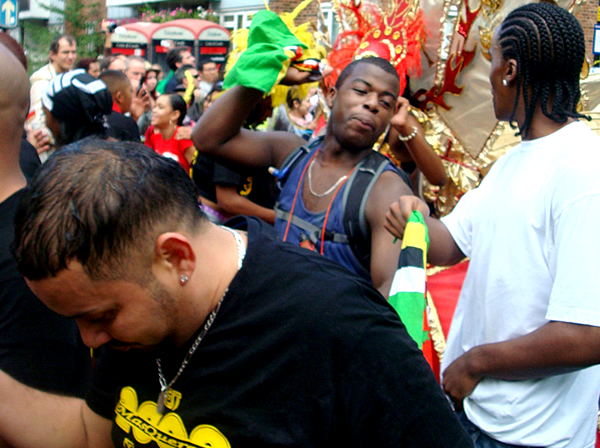NOTTING HILL CARNIVAL !